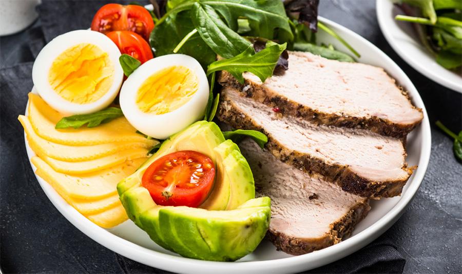 Abnehmen mit der Keto Diät